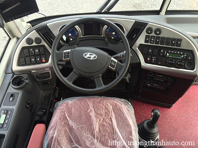 Xe khách Hyundai Universe Noble 47 chỗ sản xuất 2016 - 7